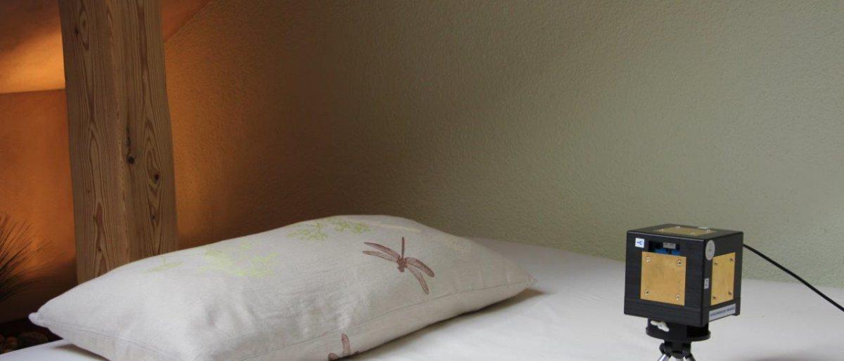 Permalink zu:Schlafplatzuntersuchung